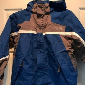 Light weight North Face jacket